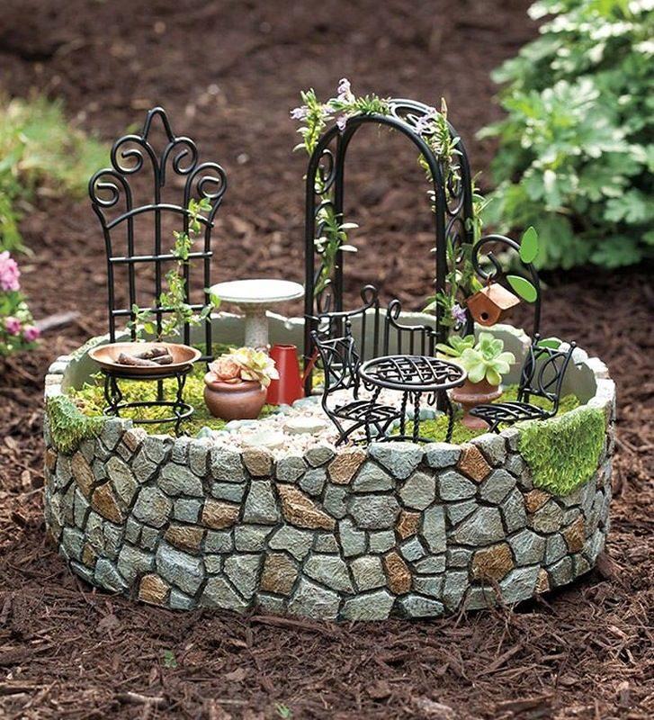 «Как сделать декор для сада своими руками - инструкция и фото идеи» фото - 1 2 727x800