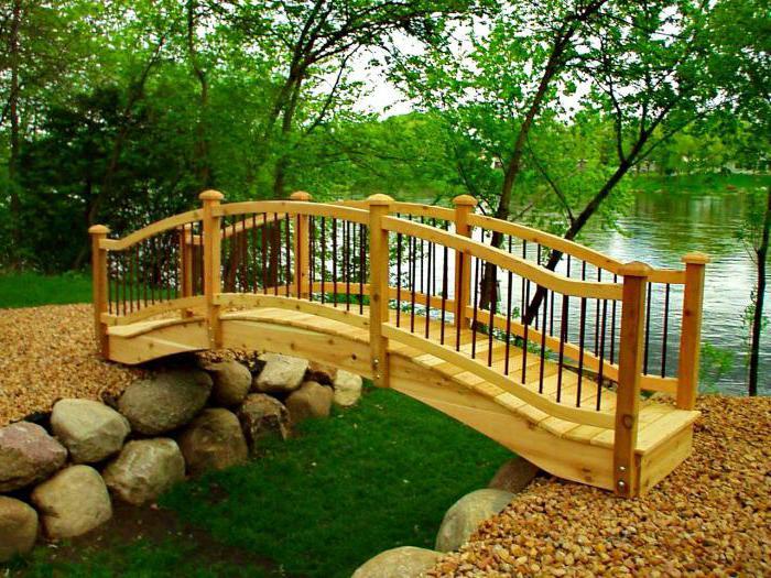 «Как сделать садовые мостики своими руками: инструкция и фото идеи» фото - 2