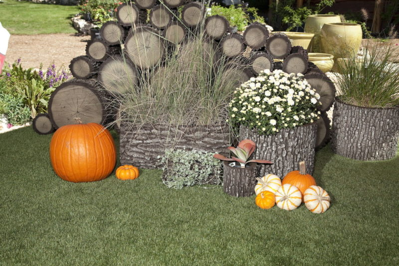 «Как сделать декор для сада своими руками - инструкция и фото идеи» фото - 3 1 800x533
