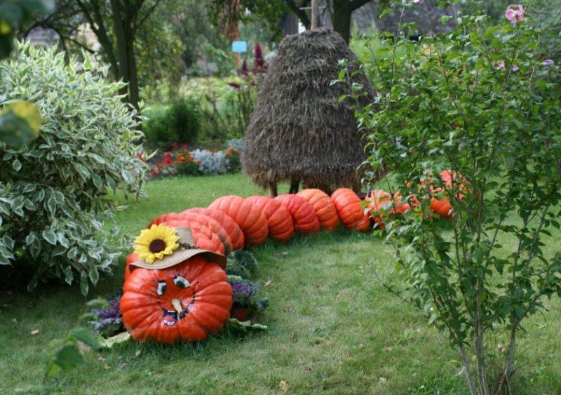 «Как сделать декор для сада своими руками - инструкция и фото идеи» фото - 3 2 800x563