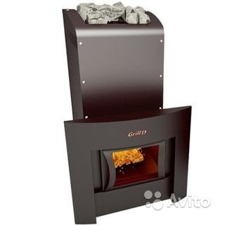 «Печь для бани GRILL'D Optima 320» фото - 4228620100