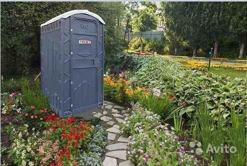 «Аренда туалетных кабин» фото - 4351500450