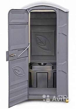 «Аренда туалетных кабин» фото - 4351501255