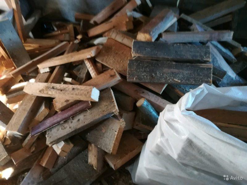 «Эконом дрова для бани» фото - 4469592922 800x600