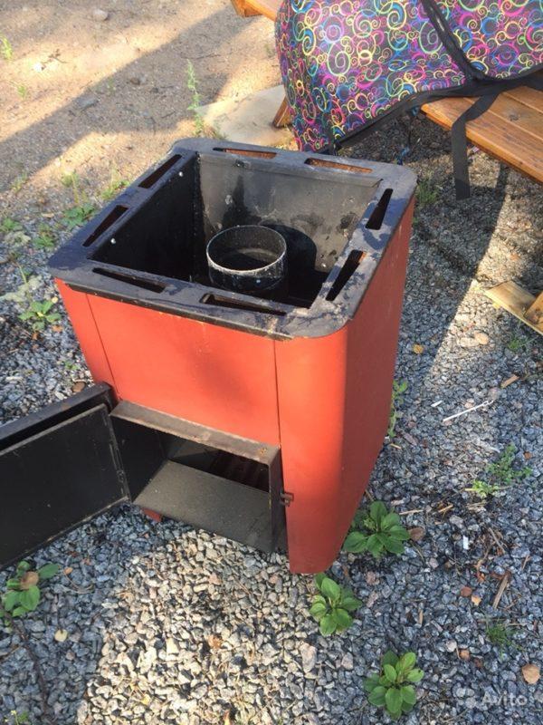 «Печь Калибри для бани.» фото - 4634623284 600x800