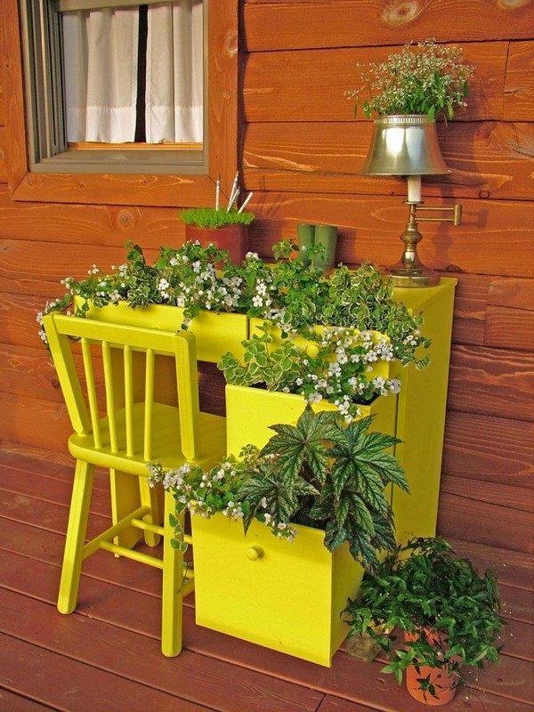 «Как сделать декор для сада своими руками - инструкция и фото идеи» фото - 6 1 600x800
