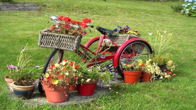 «Как сделать декор для сада своими руками - инструкция и фото идеи» фото - 6 2 800x450