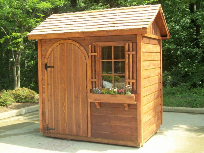 «Туалет для дачи Теремок - как сделать своими руками, где купить, идеи для туалета» фото - 7 4 800x600
