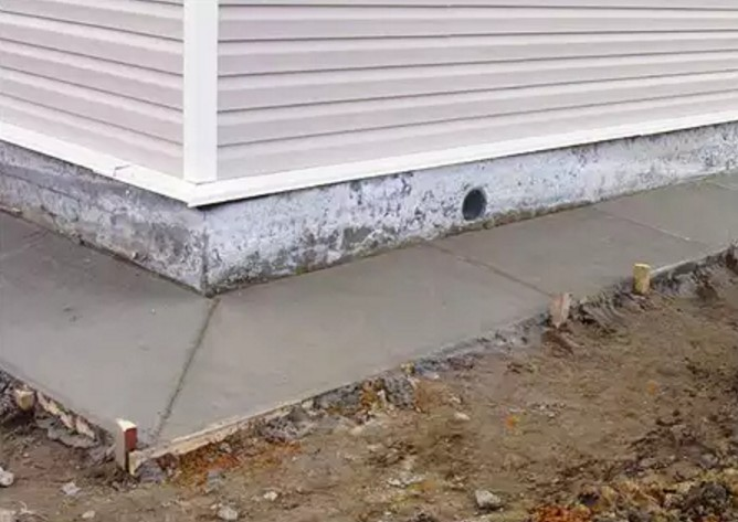 betonnaya otmostka 1