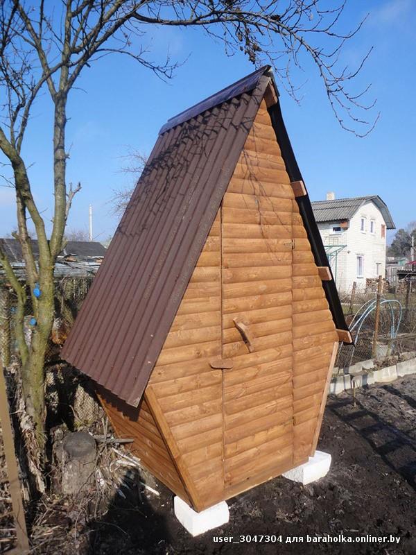 «Туалет для дачи Теремок - как сделать своими руками, где купить, идеи для туалета» фото - f8f935ed1a967a70a687ea8f7493c7f9 600x800