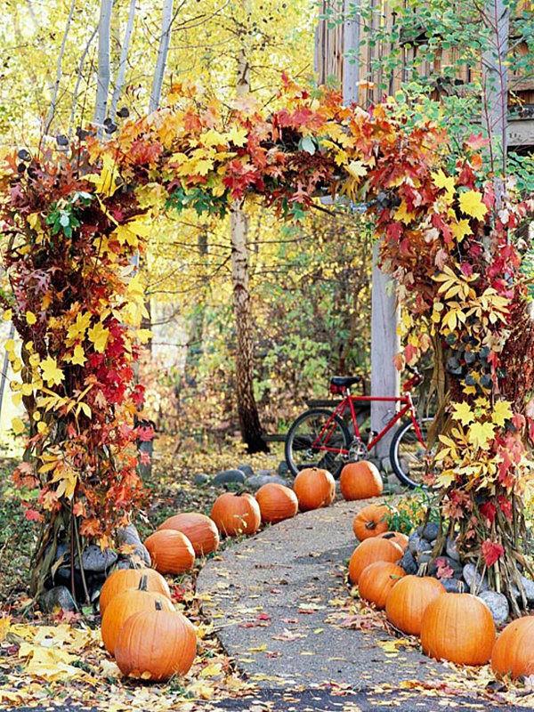 «Как сделать декор для сада своими руками - инструкция и фото идеи» фото - garden pathway 09 600x800