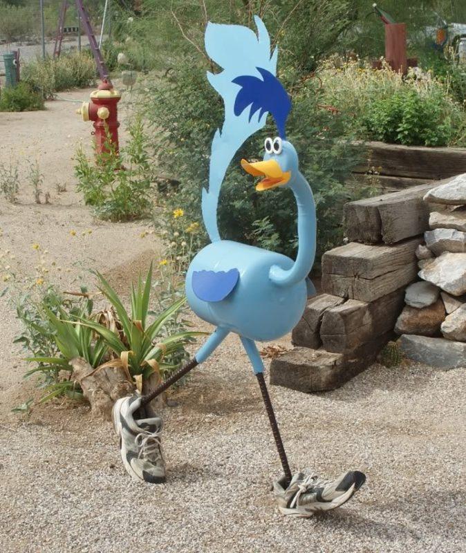 «Как сделать декор для сада своими руками - инструкция и фото идеи» фото - s1200 3 674x800