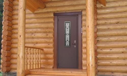 «Входная дверь в баню: виды и их особенности. Как выбрать входную дверь в баню?» фото - vhod banya 12