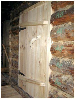 «Входная дверь в баню: виды и их особенности. Как выбрать входную дверь в баню?» фото - vhod banya 15