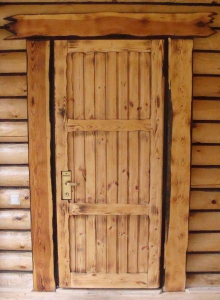 «Входная дверь в баню: виды и их особенности. Как выбрать входную дверь в баню?» фото - vhod banya 4