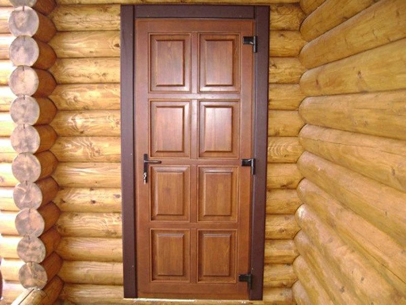 «Входная дверь в баню: виды и их особенности. Как выбрать входную дверь в баню?» фото - vhod banya 6 800x600