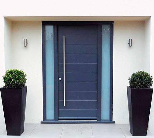 «Входная дверь в баню: виды и их особенности. Как выбрать входную дверь в баню?» фото - vhod banya 9