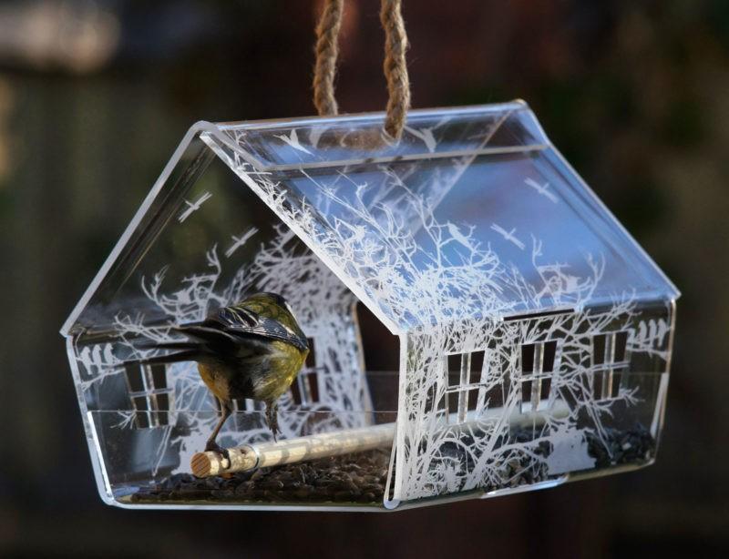 «Как сделать кормушку для птиц своими руками» фото - 1 3 800x614