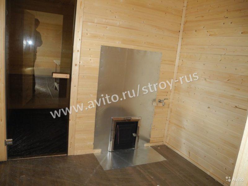 «Баня 2.2х7.9м» фото - 2875461812 800x600