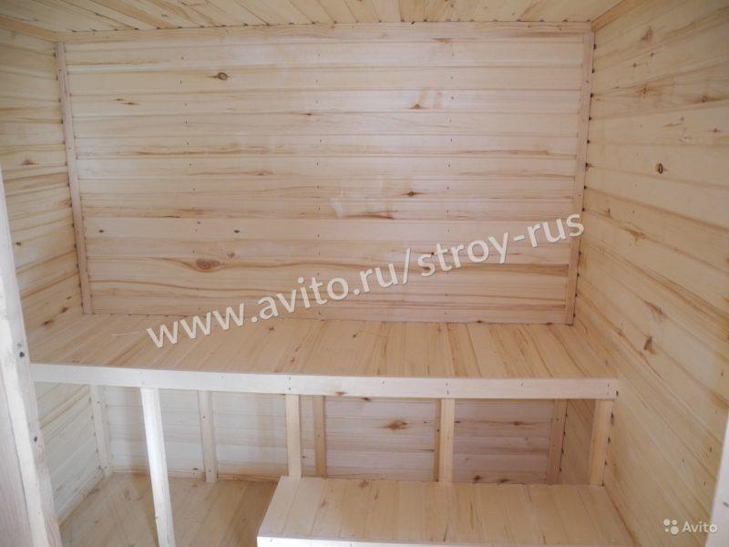 «Баня под ключ 2.1х6.0м. в блок-хаусе» фото - 3507579352 800x600