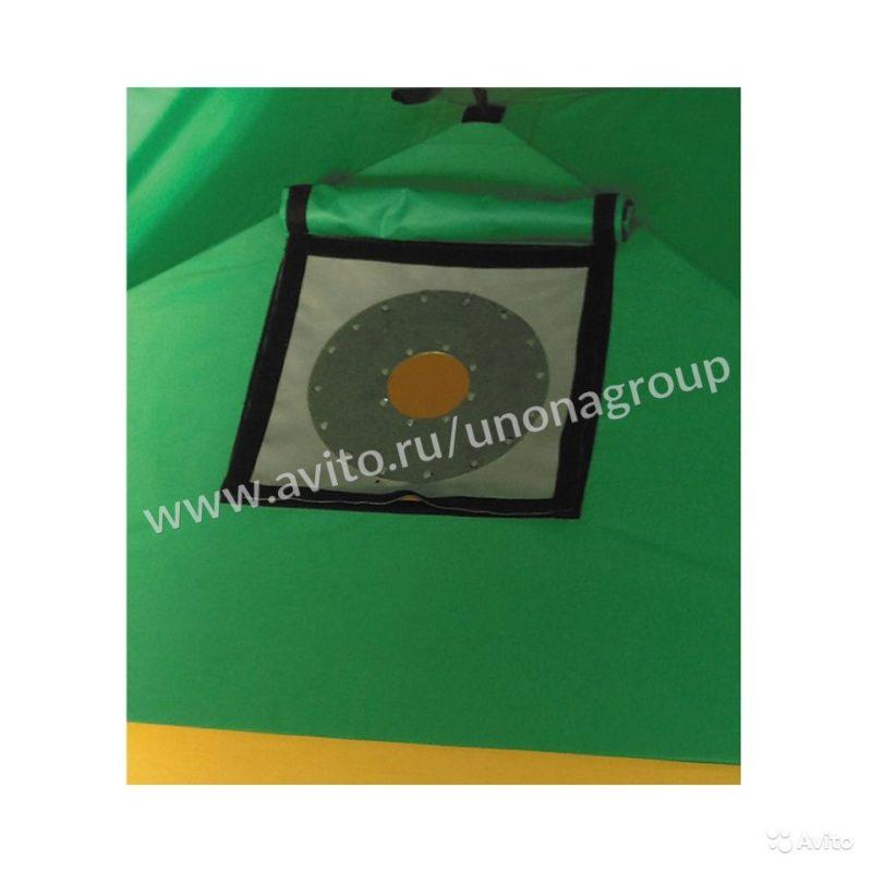«Палатка баня Tramp Double Hot Cube» фото - 4615122446 800x800