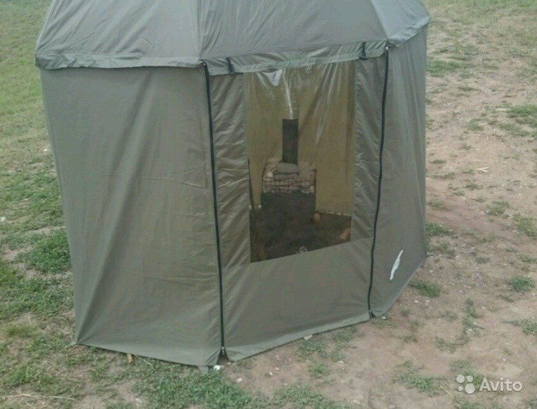 «Мобильная баня Огниво» фото - 4633089527