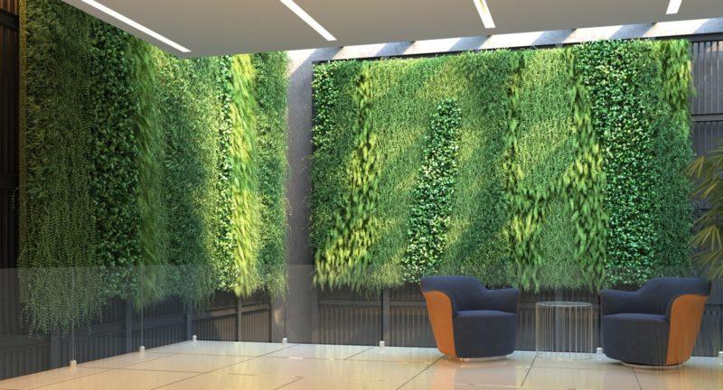 «Вертикальное озеленение в квартире своими руками» фото - 7 2 800x432