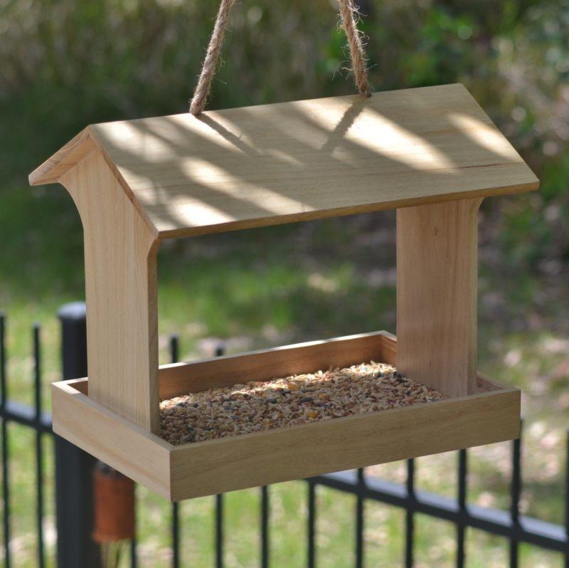 «Как сделать кормушку для птиц своими руками» фото - 9 3 800x798