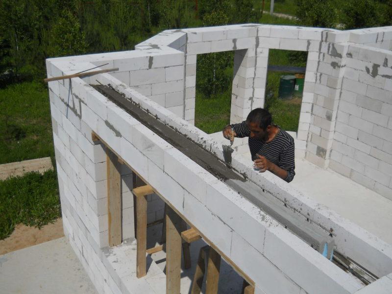 «Баня из пеноблока своими руками: преимущества и недостатки. Как построить баню из пеноблоков?» фото - banja penoblok 17 800x600