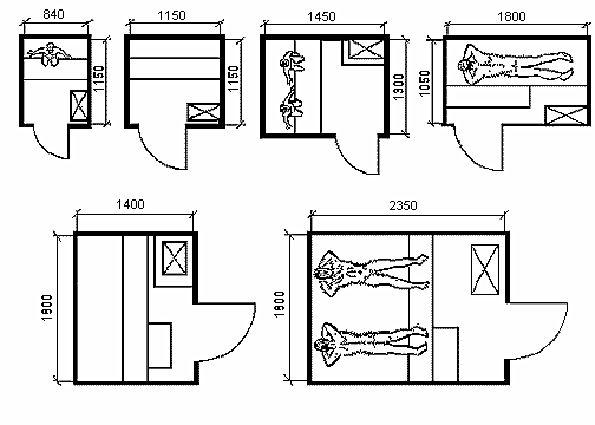 «Как определить оптимальные размеры бани?» фото - optimalnye razmery 7