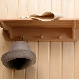 «Вешалка в баню своими руками: фото, идеи, советы. Как сделать вешалку для бани своими руками?» фото - veshalka 5