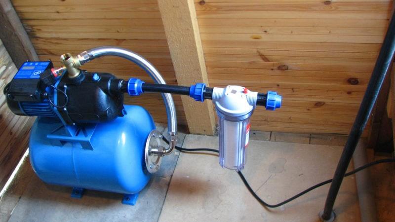 «Водопровод в бане: виды, особенности. Как сделать водоснабжение бани своими руками?» фото - vodosnabjenie 19 800x450