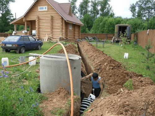 «Водопровод в бане: виды, особенности. Как сделать водоснабжение бани своими руками?» фото - vodosnabjenie 6