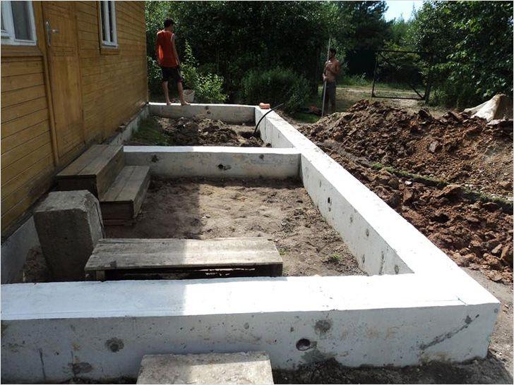 «Веранда к бане: фото, проекты. Как построить веранду к бане своими руками?» фото - veranda k bane 14