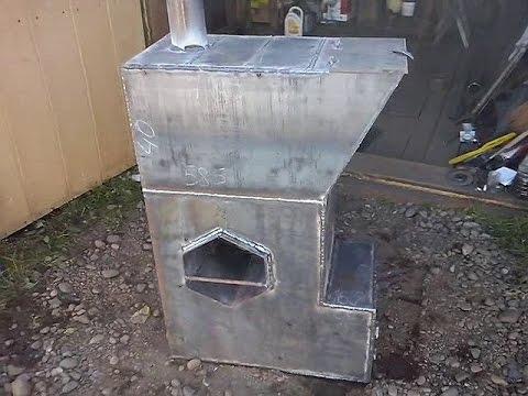 «Водяной котел своими руками: преимущества и недостатки. Как сделать котел для водяного отопления бани?» фото - vod kotel 2