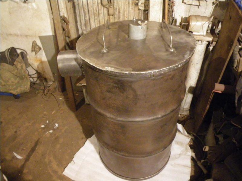 «Водяной котел своими руками: преимущества и недостатки. Как сделать котел для водяного отопления бани?» фото - vod kotel 5 800x600