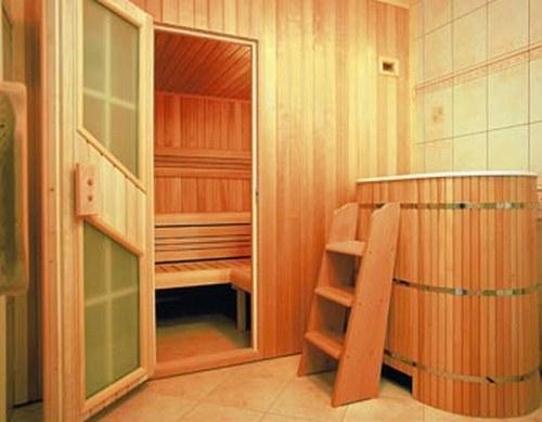 «Баня с парилкой и мойкой: совмещать или разделять? Советы, фото, проекты» фото - bany sovm parn moech 7