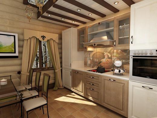 «Проект бани с кухней: преимущества, фото. Примеры проектов бани с летней кухней» фото - banya kuhnja 1