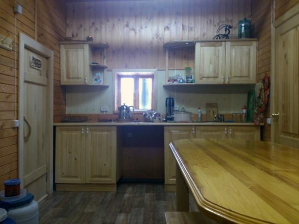 «Проект бани с кухней: преимущества, фото. Примеры проектов бани с летней кухней» фото - banya kuhnja 2
