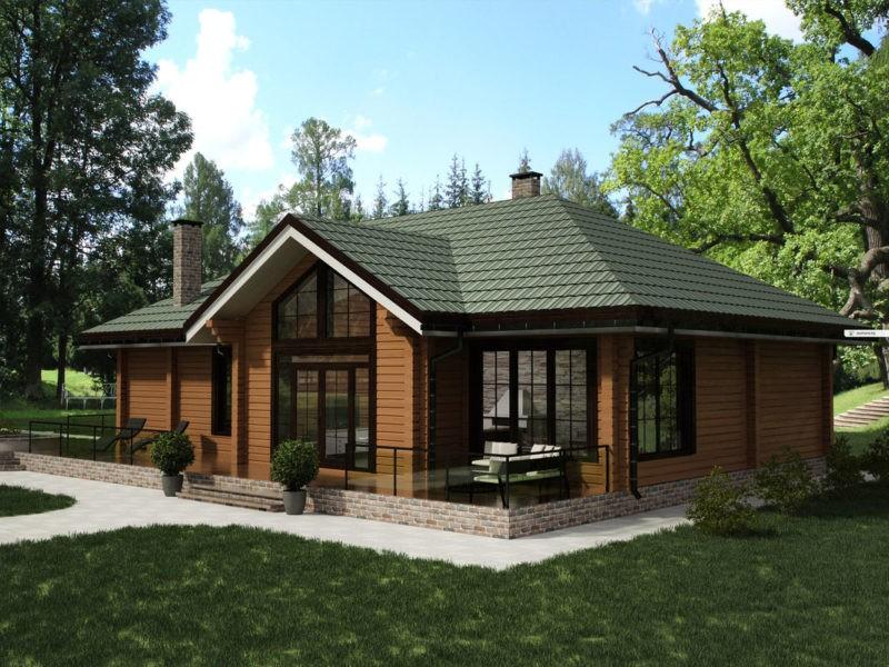 «Проекты одноэтажных бань: преимущества, фото, идеи» фото - odnoetajnye bani 22 800x600