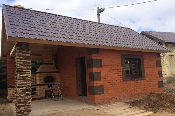 «Проекты одноэтажных бань: преимущества, фото, идеи» фото - odnoetajnye bani 25