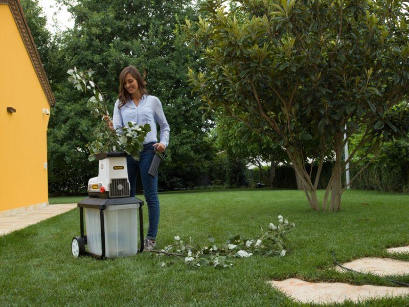 «Садовый измельчитель для травы и веток» фото - elektricheskiy sadovyiy izmelchitel vetok 4 800x600