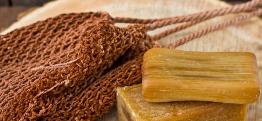 «Как вязать мочалку крючком и спицами? Схемы, фото, видео» фото - mochalka banya 1 920x425