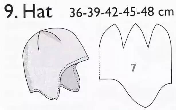 «Шапки для бани: особенности и виды. Как сделать шапку для бани своими руками: выкройки, фото, инструкции» фото - shapki 24