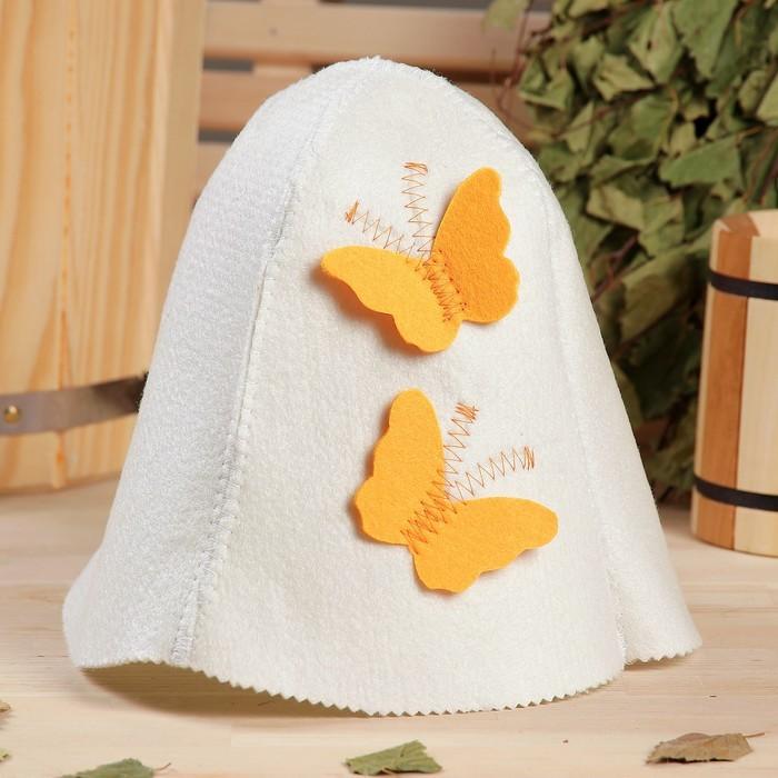 «Шапки для бани: особенности и виды. Как сделать шапку для бани своими руками: выкройки, фото, инструкции» фото - shapki 3