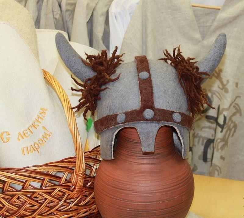 «Шапки для бани: особенности и виды. Как сделать шапку для бани своими руками: выкройки, фото, инструкции» фото - shapki 5 800x714