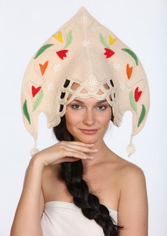 «Шапки для бани: особенности и виды. Как сделать шапку для бани своими руками: выкройки, фото, инструкции» фото - shapki 7