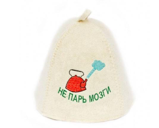 «Шапки для бани: особенности и виды. Как сделать шапку для бани своими руками: выкройки, фото, инструкции» фото - shapki 8