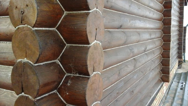 «Конопатка сруба: особенности, выбор материала. Как правильно конопатить сруб?» фото - konopatka sruba 2 800x450