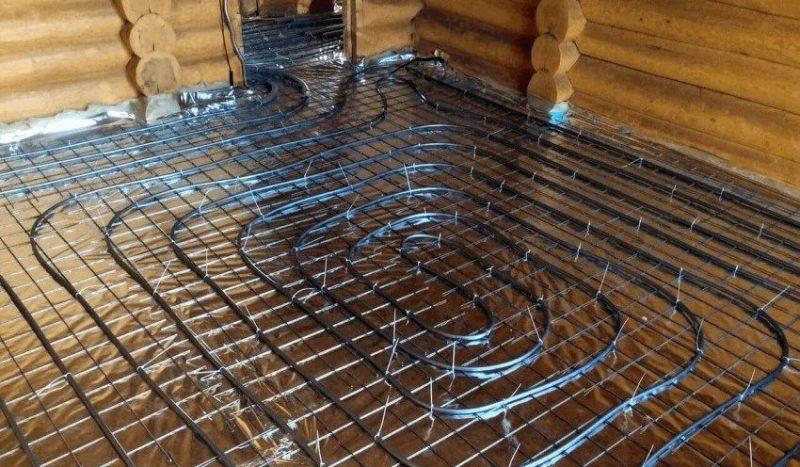 «Почему в бане холодный пол? Как это исправить?» фото - holodnyj pol 11 800x467